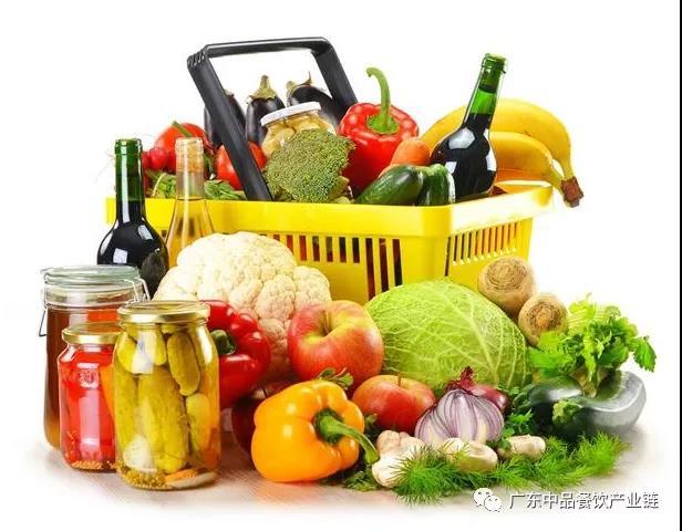 中品餐饮供应链,蔬果粮油配送